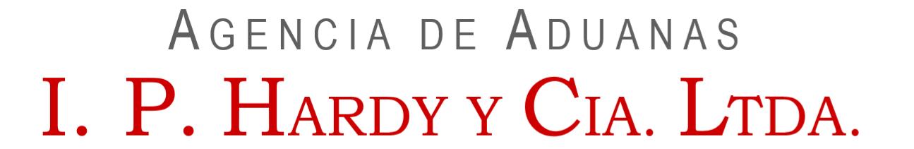 Agencia de Aduanas I.P. Hardy y Cía. Ltda.